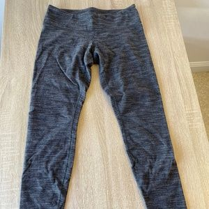 Lululemon Grey Pattern Leggings